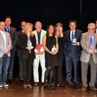 Entrega de premios de la Federación de Asociaciones de Consumidores y Usuarios de los Medios