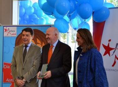 Premios Anuales Federación Autismo Madrid - abril 2013