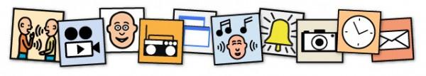 Iconos de las aplicaciones de Azahar