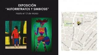 Exposición Autorretratos y Simbiosis 13/03/2014