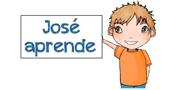 Logotipo José aprende