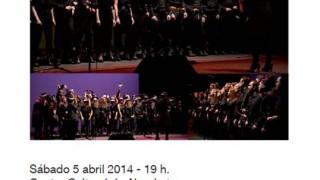 Concierto benéfico Coro Orange 05/04/2014 Alpedrete