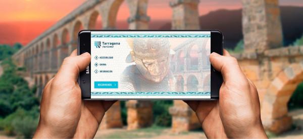 Visita accesible a Tarragona con Áppside