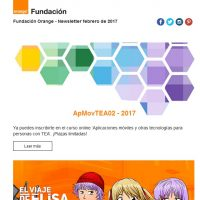 Newsletter febrero 2017 - Fundación Orange