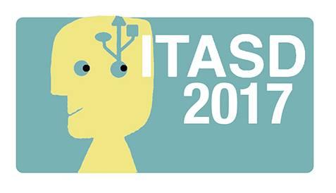 Logotipo del Congreso ITASD 2017