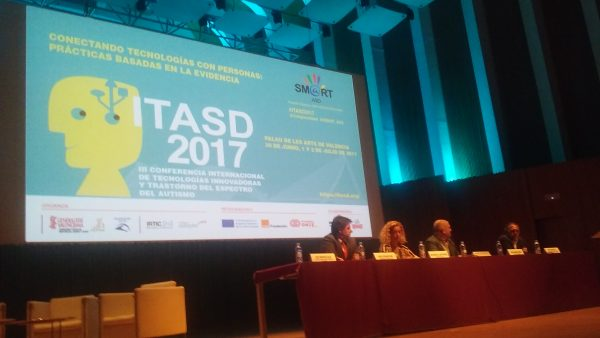 Mesa inaugural de ITASD 2017