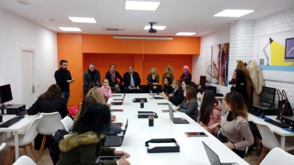Inauguración del Aula Digital Fundación Orangeen Córdoba