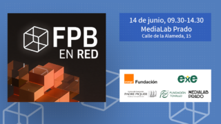 Cartel promocional FPB en RED