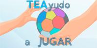Logotipo TEAyudo a jugar
