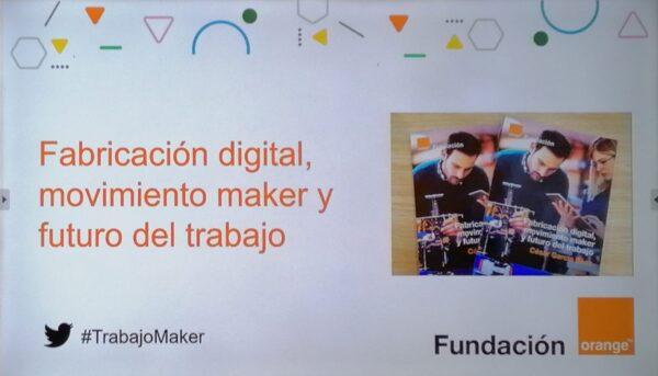 presentación fabricación Digital