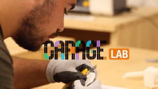 GarageLab El Llindar cartel