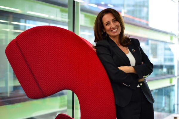 Therese Jamaa Premio Mujer y Tecnología 2020