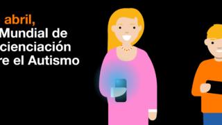 Dia mundial autismo fundacion orange
